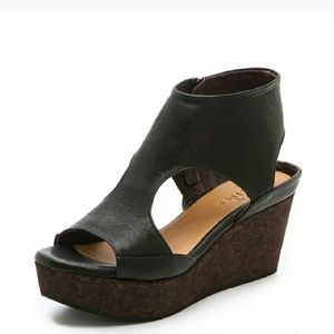 COCLICO Shoes - 🚫Sold🚫Coclico Mosaic Cork Wedge